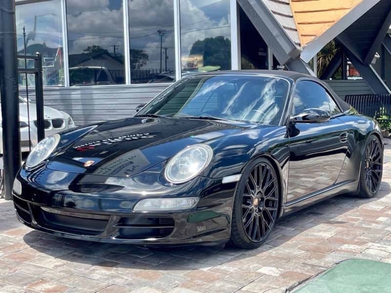 PORSCHE 911 2006 price $40,990
