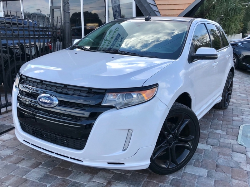 FORD EDGE 2012 price $12,990