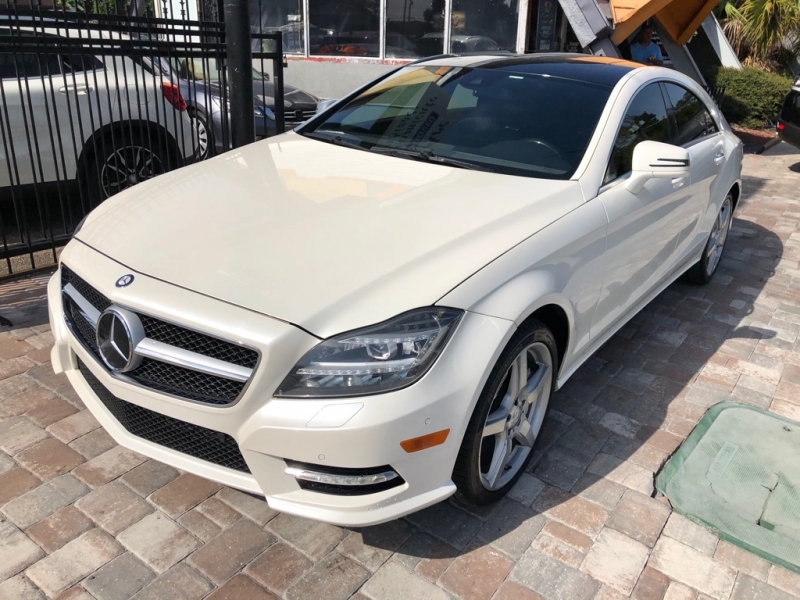 MERCEDES-BENZ CLS 2013 price $20,990