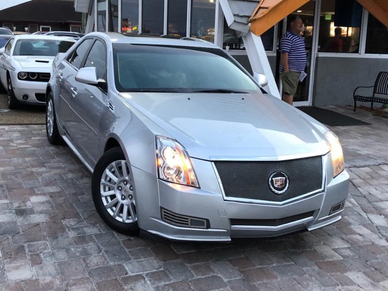 CADILLAC CTS 2010 price $7,990