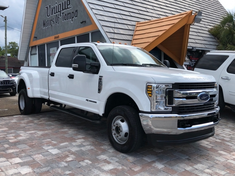 FORD F350 2018 price $49,990