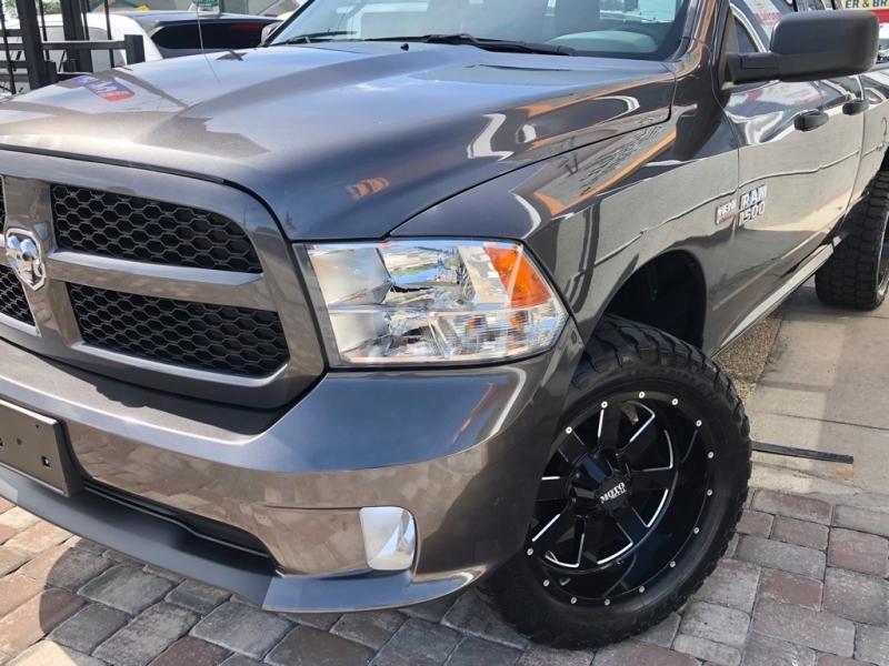 RAM 1500 2017 price $29,690