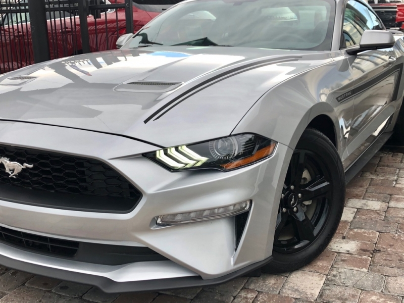 FORD MUSTANG 2018 price $23,990