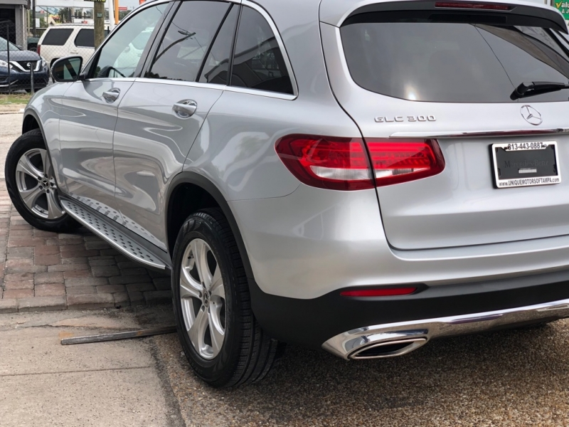 MERCEDES-BENZ GLC 2017 price $29,990