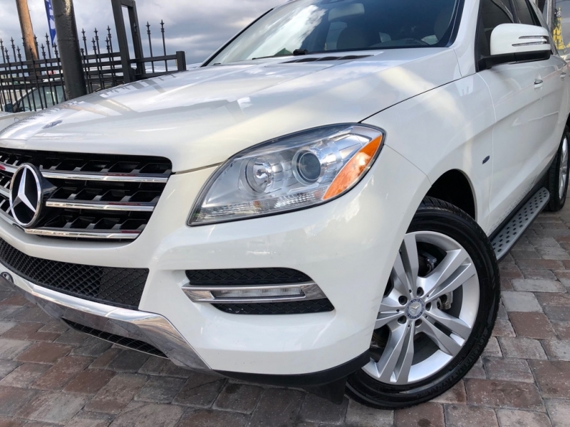 MERCEDES-BENZ ML 2012 price $16,990