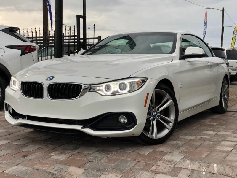 BMW 428 CONVERTIBLE 2016 price $21,990