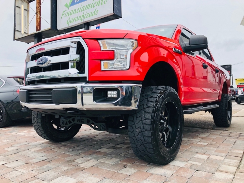 FORD F150 2016 price $31,990