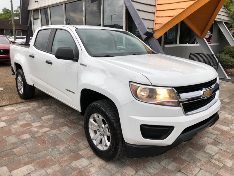CHEVROLET COLORADO 2016 price $20,990