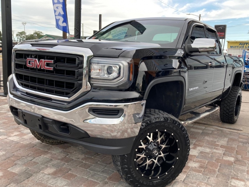 GMC SIERRA SLT 2017 price $35,990