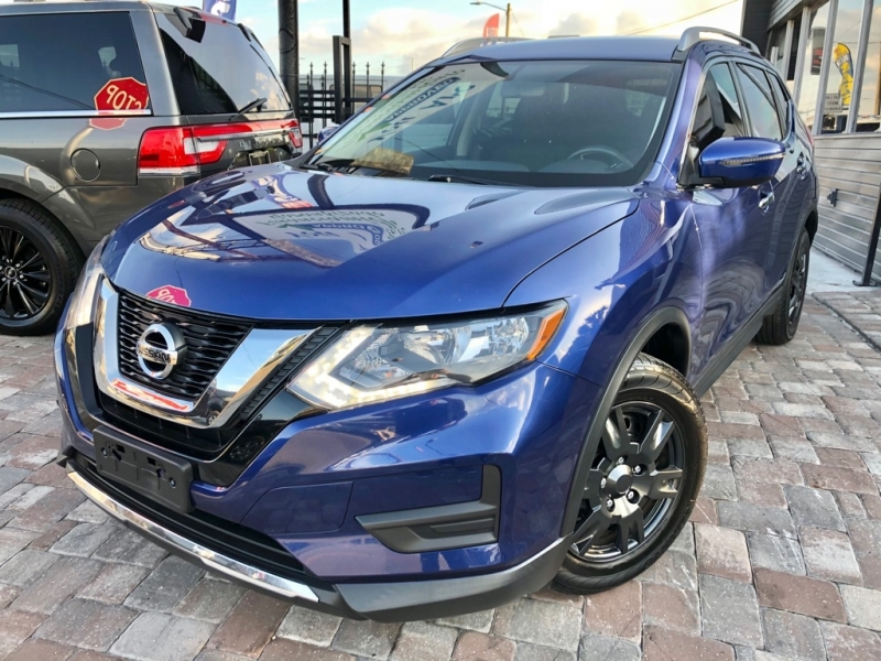 NISSAN ROGUE 2017 price $16,990