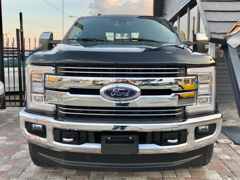 FORD F250 LARIAT 2017 price $54,990