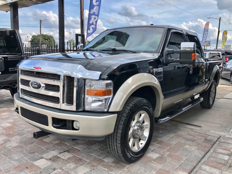 FORD F250 KING RANCH 2008 price $23,990