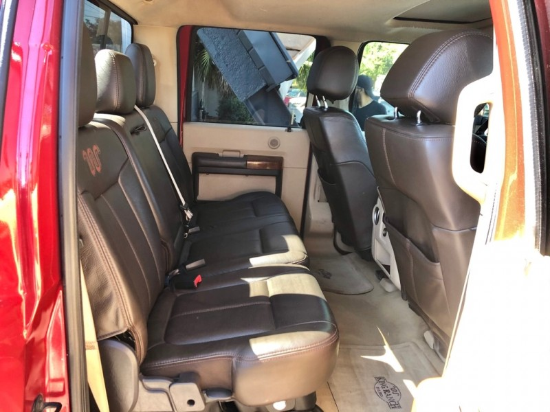 FORD F350 KING RANCH 2016 price $41,990