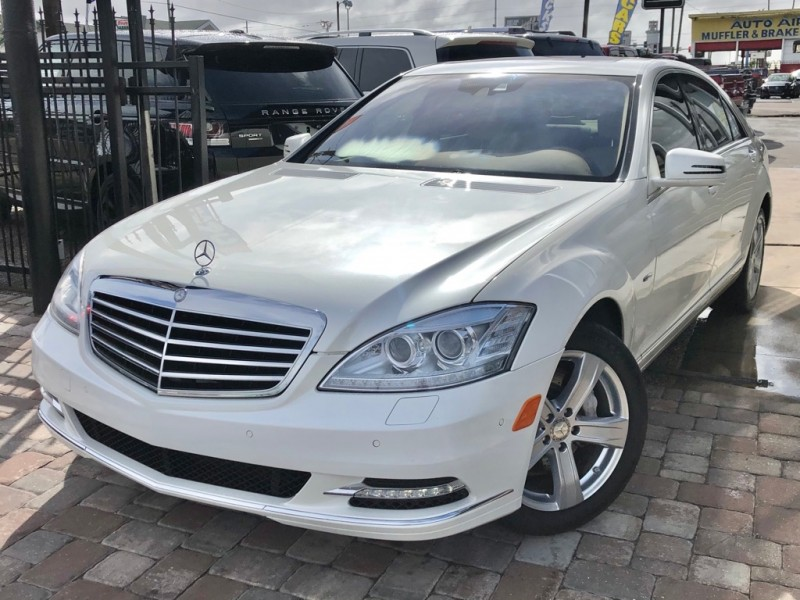 MERCEDES-BENZ S-CLASS 2012 price $25,990