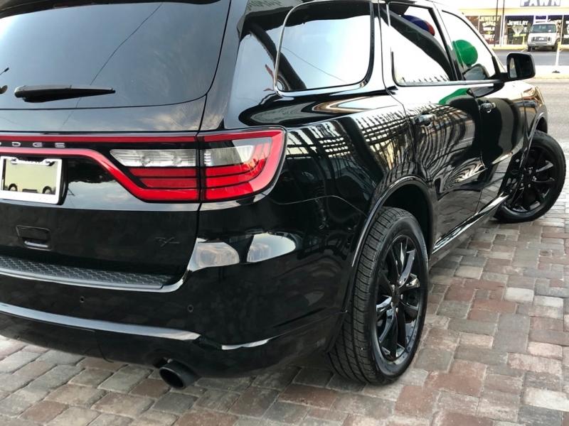 DODGE DURANGO 2017 price $27,990