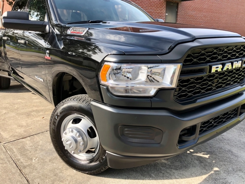 RAM 3500 2020 price $58,990