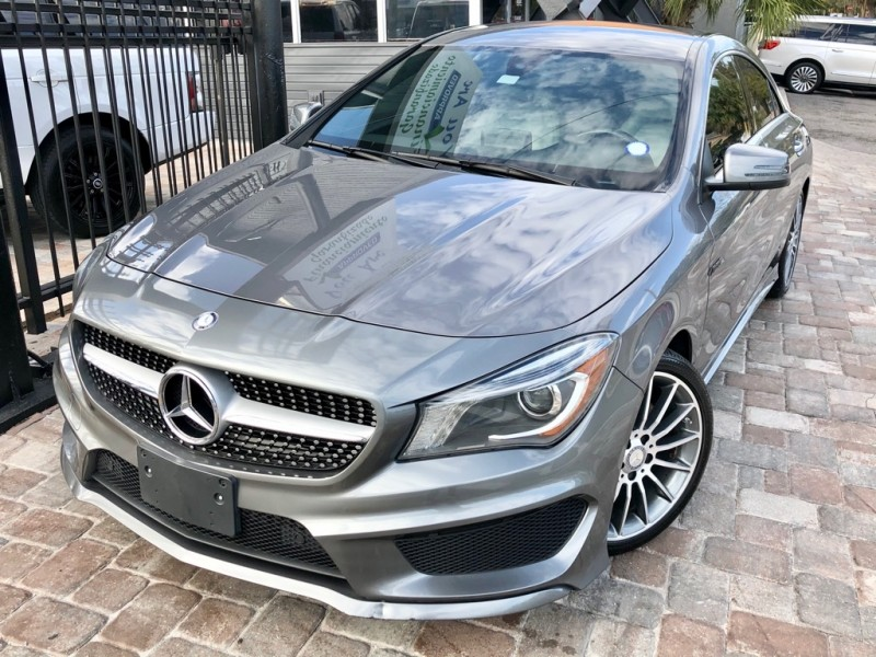 MERCEDES-BENZ CLA 2016 price $20,990