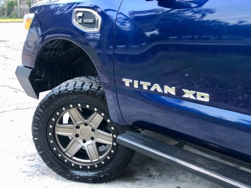 NISSAN TITAN XD 2017 price $29,990