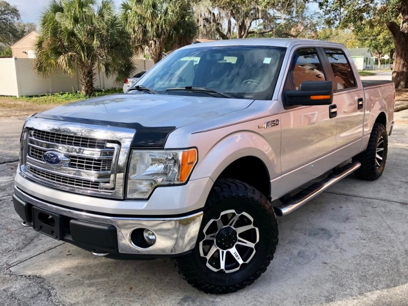 FORD F150 2013 price $19,990