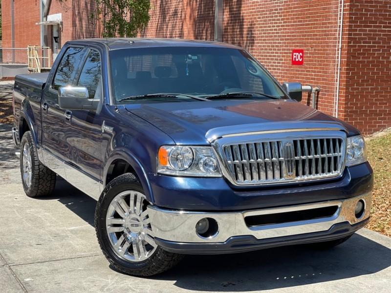 LINCOLN MARK LT 2007 price $9,990