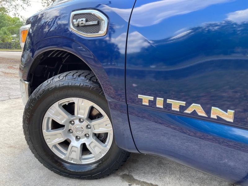 NISSAN TITAN 2017 price $26,990