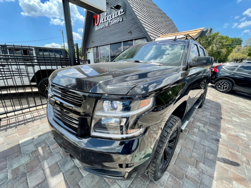 CHEVROLET TAHOE 2016 price $33,990