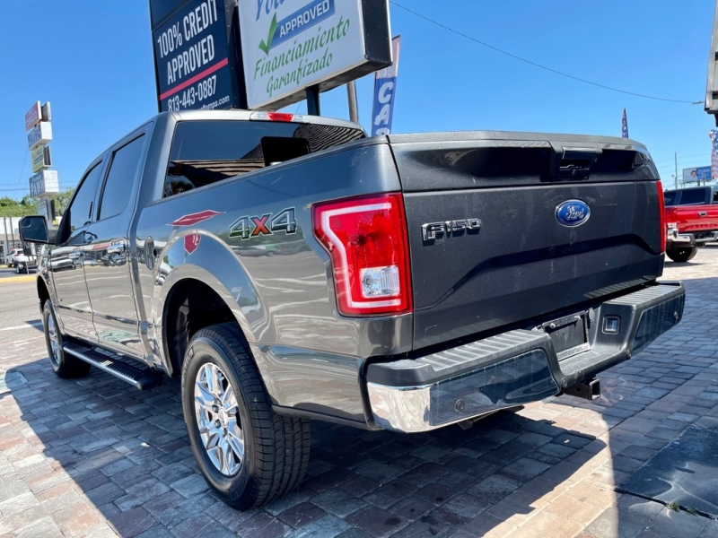 FORD F150 2017 price $27,990
