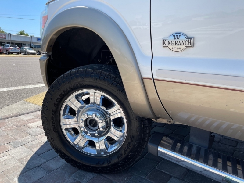 FORD F250 KING RANCH 2013 price $28,990