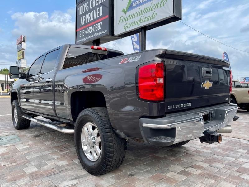 CHEVROLET SILVERADO 2500 2015 price $50,990