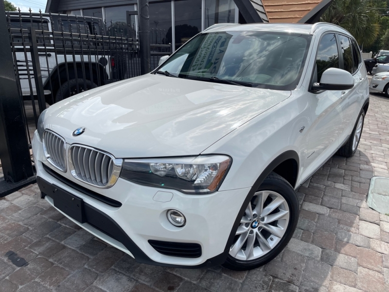 BMW X3 2015 price $17,990