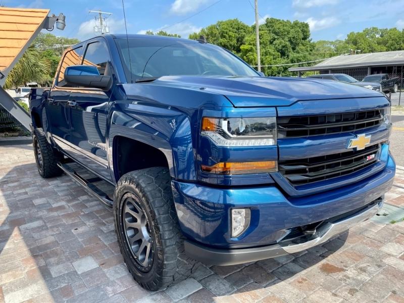 CHEVROLET SILVERADO 1500 2017 price $40,990