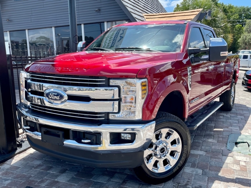FORD F350 LARIAT 2018 price $73,990