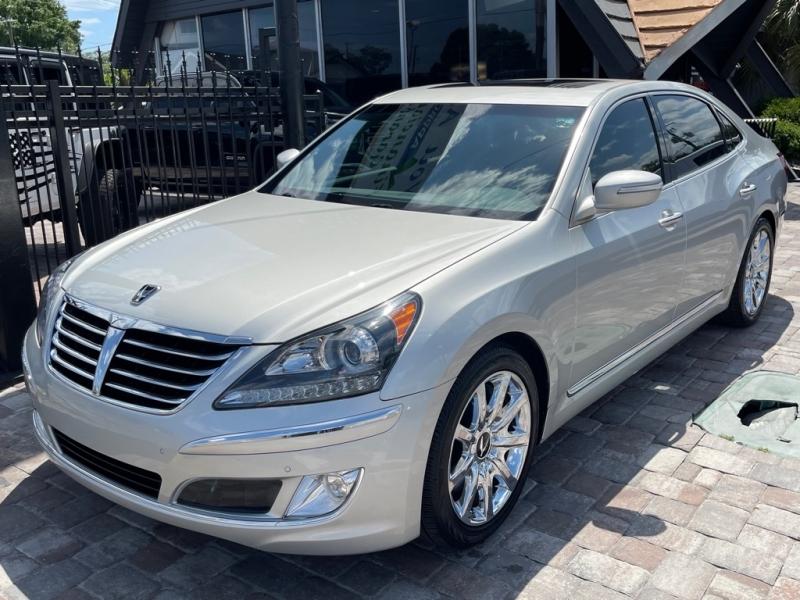 HYUNDAI EQUUS 2012 price $15,990