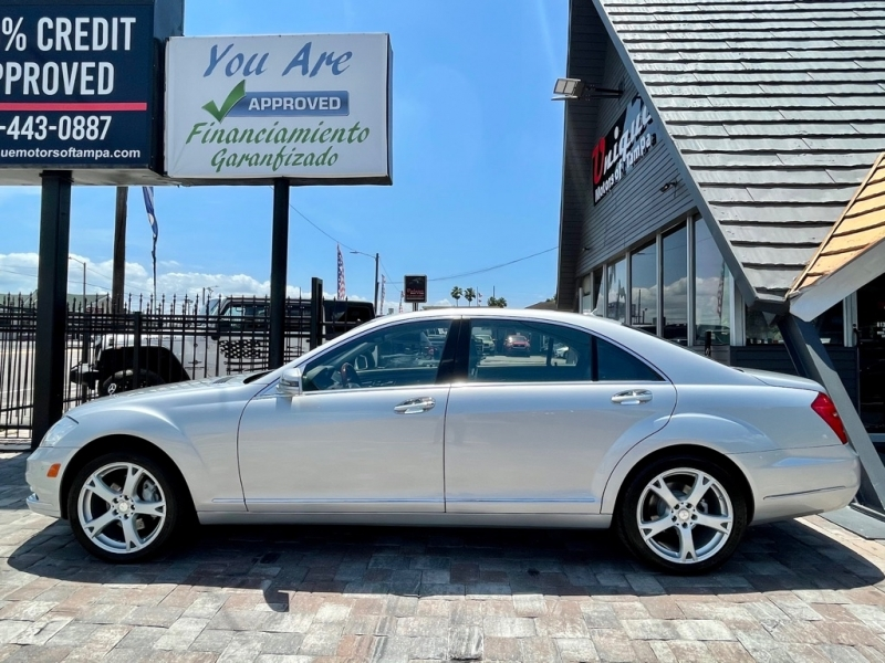 MERCEDES-BENZ S-CLASS 2011 price $21,990
