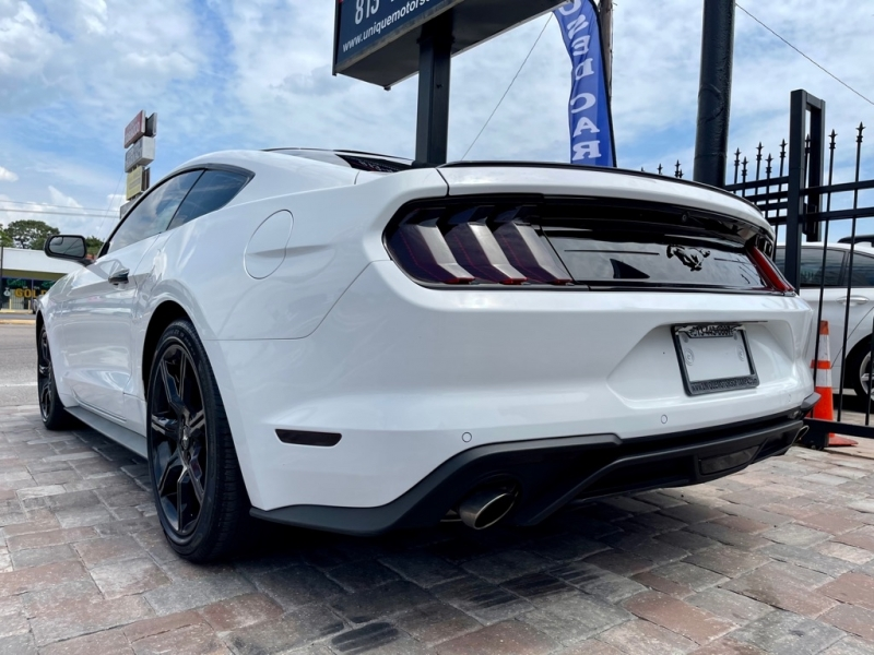 FORD MUSTANG 2018 price $27,990