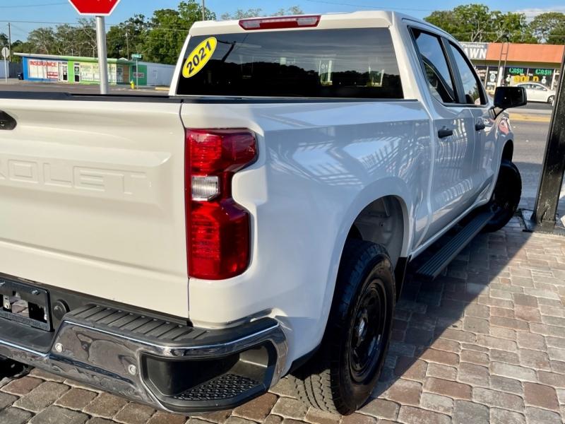 CHEVROLET SILVERADO 1500 2021 price $39,990