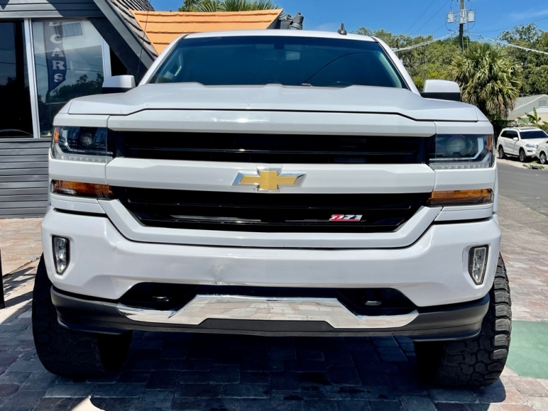 CHEVROLET SILVERADO 1500 2018 price $39,990