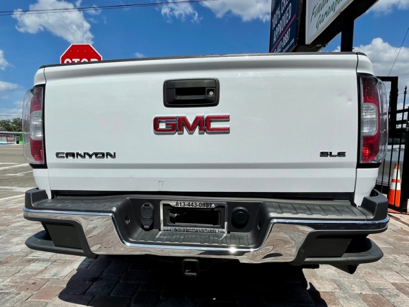 GMC CANYON 2016 price $28,990