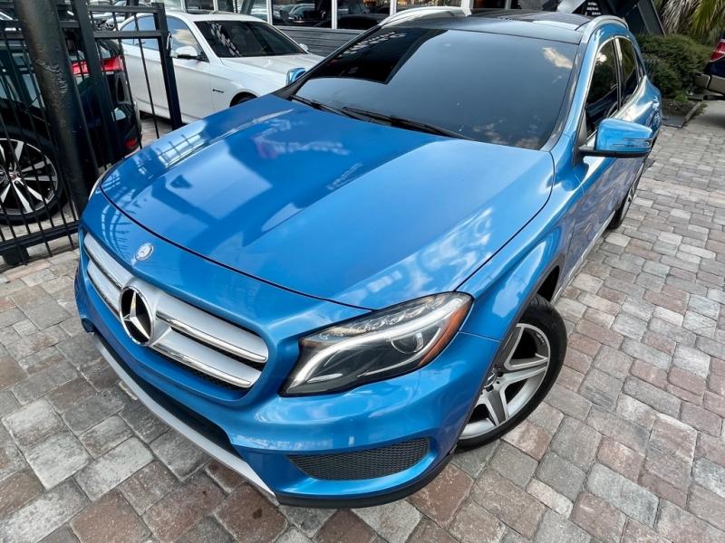 MERCEDES-BENZ GLA 2016 price $18,990