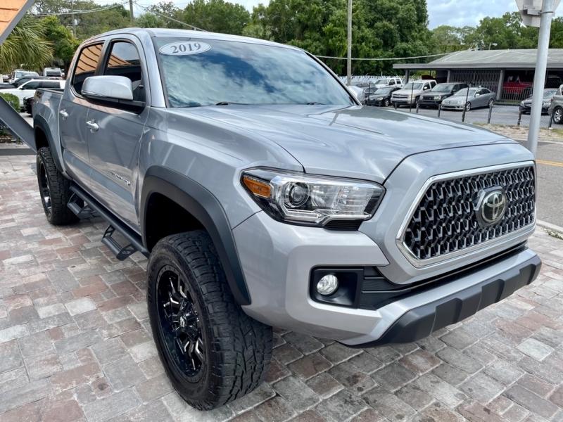 TOYOTA TACOMA TRD OFF 2019 price $37,990