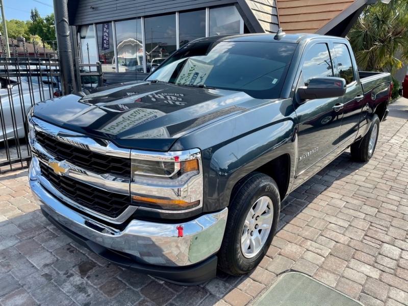 CHEVROLET SILVERADO 1500 2018 price $34,990