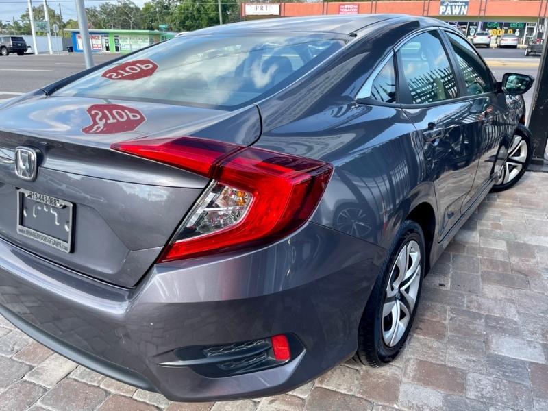 HONDA CIVIC 2018 price $17,990