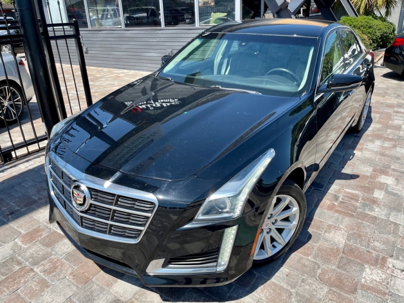 CADILLAC CTS 2014 price $21,990
