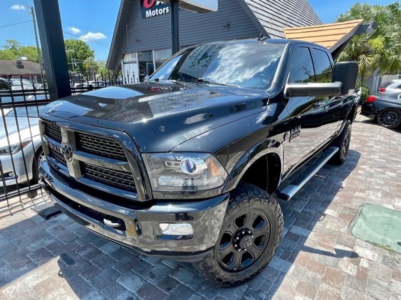 RAM 2500 2016 price $61,990