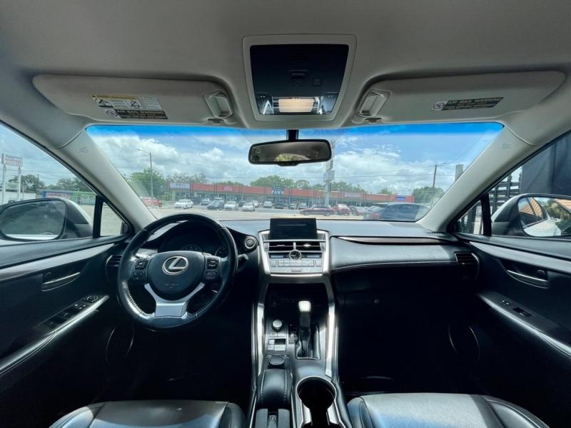 LEXUS NX 2015 price $21,990