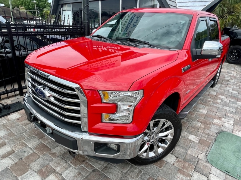 FORD F150 2016 price $33,990