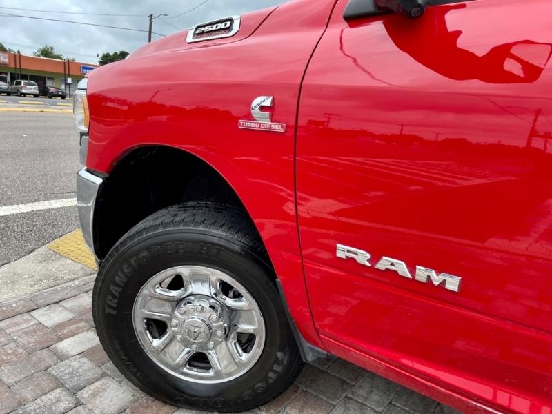 RAM 2500 2020 price $61,990
