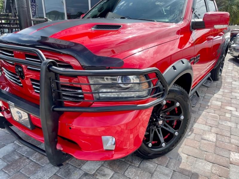 RAM 1500 2016 price $35,990