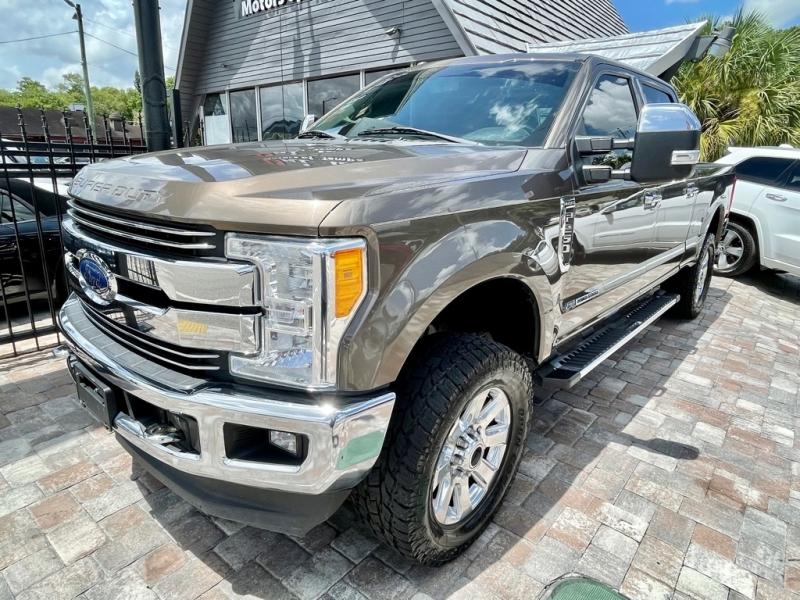 FORD F250 LARIAT 2017 price $56,990