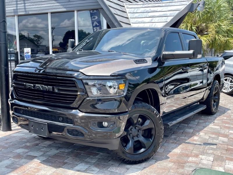 RAM 1500 2019 price $39,990